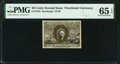 Fractional Currency:Second Issue, Fr. 1316 50¢ Second Issue PMG Gem Uncirculated 65 EPQ.. ...