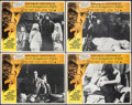 """Movie Posters:Horror, The Crimson Cult (American International, 1970). Very Fine. Lobby Cards (4) (11"""" X 14""""). Horror.. ... (Total: 4 Items)"""