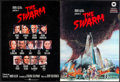 """Movie Posters:Science Fiction, The Swarm (Warner Bros., 1978). Very Fine. Unrestored Pressbook (32 Pages, 13.5"""" X 18.5"""") C.W. Taylor Artwork. Science Ficti..."""