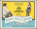 "Movie Posters:Foreign, Yesterday, Today and Tomorrow (Embassy, 1964). Rolled, Very Fine-. Half Sheet (22"" X 28""). Foreign.. ..."