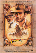 """Movie Posters:Action, Indiana Jones and the Last Crusade (Paramount, 1989). Rolled, Fine/Very Fine. One Sheet (27"""" X 40"""") SS Advance, Drew Struzan..."""