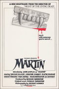 """Movie Posters:Horror, Martin (Libra Films, 1978). Rolled, Very Fine+. One Sheet (27"""" X 41""""). Horror.. ..."""