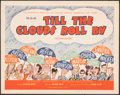 """Movie Posters:Musical, Till the Clouds Roll By (MGM, 1946). Very Fine+. Title Lobby Card (11"""" X 14"""") Al Hirschfeld Artwork. Musical.. ..."""