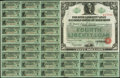 Miscellaneous:Other, Fourth Liberty Loan 4 1/4% Gold Bond of 1933-38 $50 Oct. 24, 1918 Very Fine-Extremely Fine.. ...