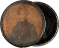 Political:3D & Other Display (pre-1896), Andrew Jackson: Presidential Snuff Box....