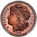 Patterns, 1878 $5 Half Eagle, Judd-1578, Pollock-1771, Low R.7, PR64 Red and Brown PCGS....