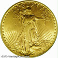 Saint-Gaudens Double Eagles: , 1921 $20 AU58 PCGS. In terms of total pieces known, the ...