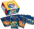 Memorabilia:Trading Cards, Pokémon Chinese First Edition Base Set Sealed Booster Box Opened (Wizards of the Coast, 1999)....