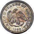 Patterns, 1836 P2C Two Cents, Judd-53, Pollock-54, Low R.6, PR63 PCGS....