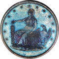 1859 P$20 Twenty Dollar, Judd-257, Pollock-305, High R.6, PR66+ Brown PCGS....(PCGS# 12024)
