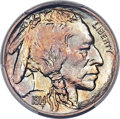 Proof Buffalo Nickels, 1914 5C PR68 PCGS. Ex: Simpson. The 1914 is one of...