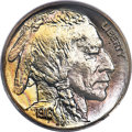 Proof Buffalo Nickels, 1916 5C PR67 PCGS. Ex: Simpson. Only 600 matte pro...