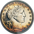 Proof Barber Half Dollars, 1902 50C PR68 Cameo PCGS. Ex: Simpson. The proof 1...