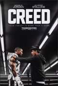 """Movie Posters:Sports, Creed (Warner Bros., 2015). Rolled, Very Fine. One Sheet (27"""" X 40"""") DS Advance. Sports.. ..."""