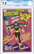 Silver Age (1956-1969):Superhero, Detective Comics #359 (DC, 1967) CGC FN/VF 7.0 White pages....