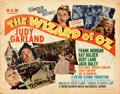 """Movie Posters:Fantasy, The Wizard of Oz (MGM, R-1949). Rolled, Fine. Half Sheet (22"""" X 28"""") Style A.. ..."""