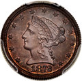 Patterns, 1872 $2 1/2 Quarter Eagle, Judd-1233, Pollock-1375, R.8, P...
