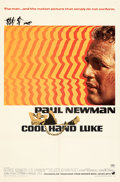 Movie Posters:Crime, Cool Hand Luke (Warner Bros., 1967). Folded, Very Fine+.
