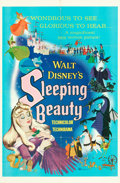 Movie Posters:Animation, Sleeping Beauty (Buena Vista, 1959). Folded, Fine/Very Fin...