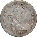 1803 H10C Small 8, V-3, LM-1, R.5 -- Repaired -- NGC Details. VF....(PCGS# 38610)