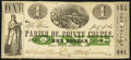 Obsoletes By State:Louisiana, Pointe Coupee, LA- Parish of Point Coupee $1 Mar. 24, 1862 Fine.. ...