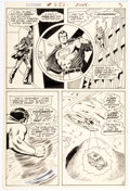 Original Comic Art, Curt Swan and Murphy Anderson Superman #253 Story Page 3 Original Art (DC, 1972)....