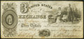 Obsoletes By State:Maine, Bangor, ME- United States Foreign & Domestic Exchange Company $3 Oct. 2, 1839 About Uncirculated. ...