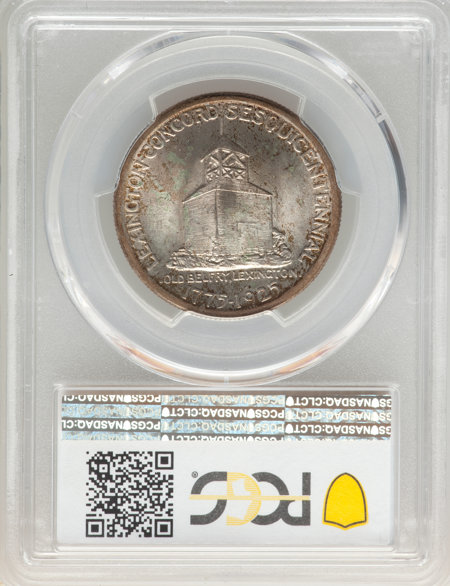 1925 50C Lexington, MS PCGS Secure 67 PCGS