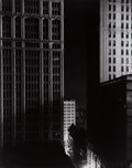 Photographs, Edward Steichen (American, 1879-1973). Sunday Night, 40th Street, New York, 1925. Gelatin silver, printed 1981-1982 by G...