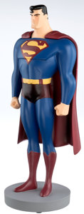 Animation Art:Maquette, Superman: The Animated Series Limited Edition Maquette Statue #49 (Warner Brothers, 1996)....