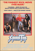 """Movie Posters:Rock and Roll, This is Spinal Tap (Embassy, 1984). Folded, Very Fine. One Sheet (27"""" X 39.5""""). Rock and Roll.. ..."""