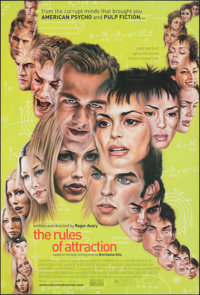 """The Rules of Attraction & Other Lot (Lions Gate, 2002). Rolled, Very Fine. International One Sheets (2) (27"""" X..."""