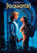 """Movie Posters:Animation, Pocahontas & Other Lot (Buena Vista, 1995). Rolled, Very Fine+. One Sheets (2) (27"""" X 40"""") DS. Animation.. ... (Total: 2 Items)"""