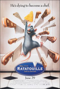 "Movie Posters:Animation, Ratatouille (Buena Vista, 2007). Rolled, Very Fine+. One Sheets (2) (27"" X 40"") DS, Advance, 2 Styles. Animation.. ... (Total: 2 Items)"