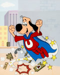 Animation Art:Limited Edition Cel, There's No Need to Fear Underdog Limited Edition Cel (Leonardo Television, 1989)....