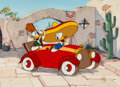 Animation Art:Limited Edition Cel, Don Donald Limited Edition Hand Painted Cel (Walt Disney, 1937/1988). ...