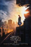 """Movie Posters:Fantasy, Fantastic Beasts and Where to Find Them (Warner Bros., 2016). Rolled, Very Fine+. International One Sheet (27"""" X 40"""") DS Adv..."""