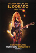 """Movie Posters:Rock and Roll, Shakira in Concert: El Dorado World Tour (Trafalgar Releasing, 2018). Rolled, Very Fine+. One Sheets (2) Identical (27"""" X 40... (Total: 2 Items)"""