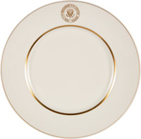 Air Force One: Presidential Dinner Plate