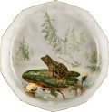Political:Presidential Relics, Rutherford B. Hayes: Official White House China....
