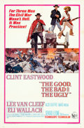 """Movie Posters:Western, The Good, the Bad and the Ugly (United Artists, 1968). Folded, Very Fine-. One Sheet (27"""" X 41"""") David Blossom Artwork.. ..."""