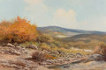 Paintings, Robert William Wood (American, 1889-1979). Headwaters, circa 1950s. Oil on canvas. 23-1/2 x 35-3/8 inches (59.7 x 89.9 c...
