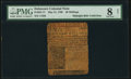 Colonial Notes:Delaware, Delaware May 31, 1760 40s PMG Very Good 8 Net.. ...