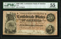 Confederate Notes:1864 Issues, T64 $500 1864 PF-2 Cr. 489 PMG About Uncirculated 55.. ...