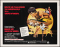 """Movie Posters:Action, Game of Death (Columbia, 1979). Rolled, Very Fine+. Half Sheet (22"""" X 28"""") Bob Gleason Artwork. Action.. ..."""