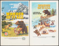"Movie Posters:Documentary, Wonder of It All & Other Lot (Pacific International, 1974). Folded, Overall: Very Fine-. Window Cards (34) (14"" X 22""). Docu... (Total: 34 Items)"
