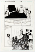 "Original Comic Art:Panel Pages, Jackson ""Butch"" Guice JLA Classified #12 Story Page 20 Original Art (DC Comics, 2005)...."