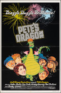 "Movie Posters:Animation, Pete's Dragon & Other Lot (Buena Vista, 1977). Folded, Very Fine-. One Sheets (2) (27"" X 41"") & Photos (6) (8"" X 10"") Paul W... (Total: 8 Items)"