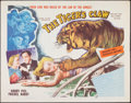 """Movie Posters:Foreign, The Tiger's Claw & Other Lot (Paramount, 1956). Rolled, Very Fine-. Half Sheets (2) (22"""" X 28""""). Foreign.. ... (Total: 2 Items)"""