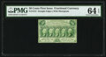Fractional Currency:First Issue, Fr. 1312 50¢ First Issue PMG Choice Uncirculated 64 EPQ.. ...